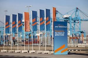APM Terminals Maasvlakte II Rotterdam photo APM