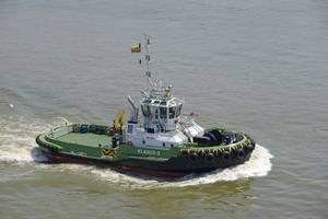 ASD Tug 2810 ICE  (Photo: Damen Shipyards)