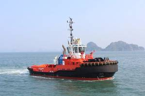 ASD Tug 2810 Capo Boeo Photo Damen