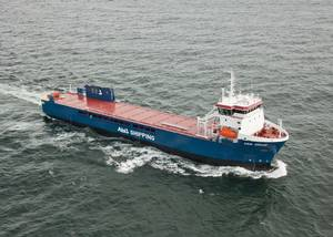 M/V Abis Dover: Photo credit Alwijnse Marine Systems