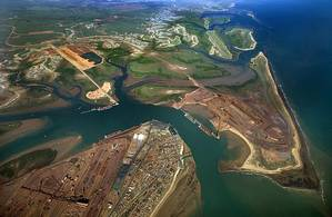 Photo courtesy of the Port Hedland Port Authority