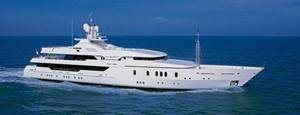 Amels 65 metet (213 ft) Superyacht