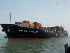 Angeles (Photo: Diana Containerships)