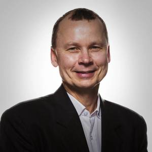 Antti Kaunonen, Senior Vice President, Automation and Projects, Kalmar
