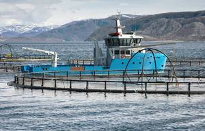 Aquaculture Designs: Damen's STD-UV 3711