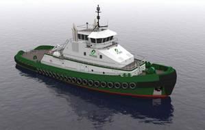 Foss Arctic Class bow Profile