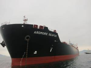 Ardmore Seafox (Photo: Ardmore Shipping Corporation)
