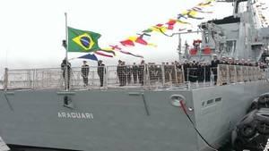 Patrol Boat Araguari: Photo credit BAE Systems