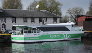 BB Green ferry (Photo: Leclanché)