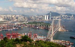 Hong Kong Port: Photo BMT