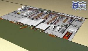 B-Port rendering