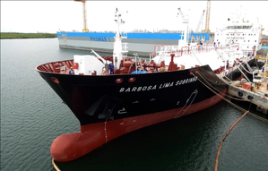 Barbosa Lima Sobrinho  7,000 m3 Fully Pressurized LPG Carrier Photo Vard