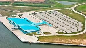 Bayport Cruise Terminal: Photo credit Port of Houston Authority