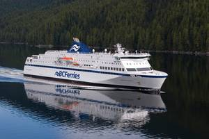 British Columbia Ferry Services