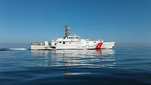 USCGC Benjamin Dailey (Photo: Bollinger Shipyards)