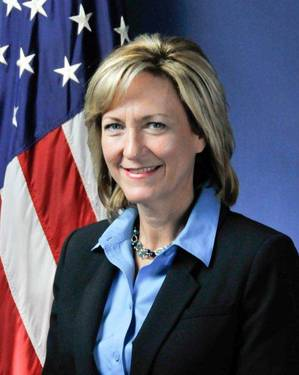 Betty Sutton (Photo: SLSDC)