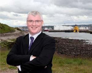 Bob MacDonald, CEO of Wood Group Kenny