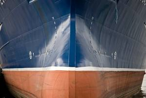 Ships bow: File photo