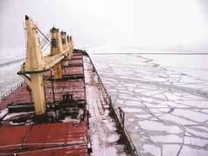 Bulk carrier on frosted sea_lr.jpg