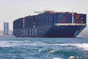 CMA CGM Jules Verne (Photo courtesy CMA CGM)