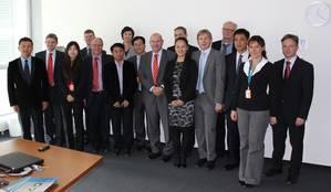CNSA & GL Personnel: Photo credit GL