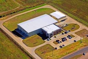 CORTECs new Port Allen, Louisiana facility (Photo: CORTEC)