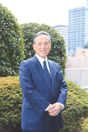 Koichi Fujiwara (Photo: ClassNK)