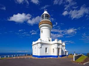 Cape Byron Lighthouse - Steve Fraser