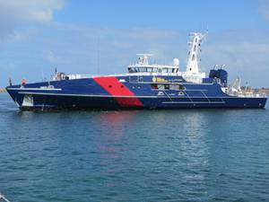 Cape Class Patrol Boat - Cape Jervis (Photo: Austal)