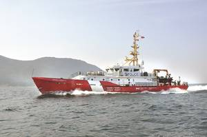 CCGS Caporal Kaeble V.C. (Source: Canadian Coast Guard)