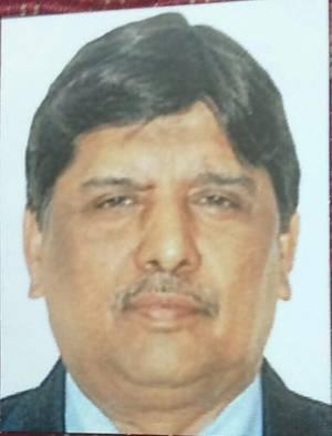 Capt. B.B. Sinha Photo SCI