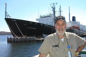 Photo courtesy Maine Maritime Academy