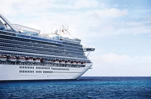 Caribbean Princess (Photo: Princess Cruise Lines Ltd.)