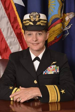 Rear Admiral Wendi B. Carpenter, USN (Ret.)