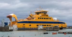 Ferry Braheborg: Image courtesy of Cavotec