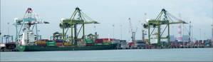 Photo: V.O. Chidambaranar Port Trust
