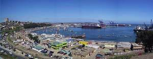 Image: San Antonio Port, Chile