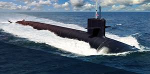 Columbia Class Courtesy Huntington Ingalls Industries