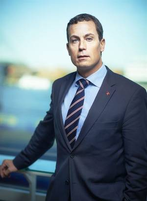 Ola Helgesson, new CFO at Concordia Maritime AB