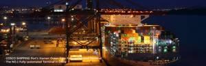 Photo: COSCO Shipping  Ports Ltd.