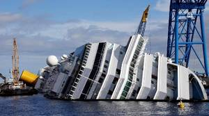 Image:  Costa Concordia cruise ship