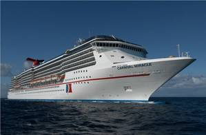 Courtesy Carnival Corporation