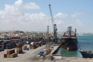 Courtesy Port of Mogadishu