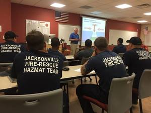 Crowley Partners with GTI Collaborative for LNG Training at JaxPort