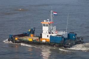 MMuC (Photo: Damen Marine Services)