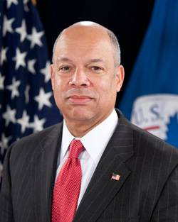 DHS Secretary Jeh Johnson