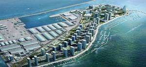 Dubai Maritime City. Pic: Dubai Maritime City Authority
