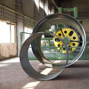 DMC Nozzle Spinning Machine (Photo: Damen)