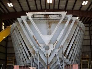 (Image: Custom Steel Boats)