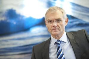 Olav Einar Rygg, Export Credit Norway's director of lending for the ocean industries (Photo: Export Credit Norway)